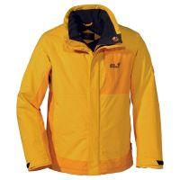 Jack Wolfskin  Angebote –  Jack Wolfskin Icefall Jacket sunny yellow  gerade als Outdoor – Schnäppchen für Sparer