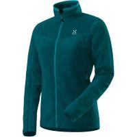 Haglöfs  Angebote –  Haglöfs Micro Q Jacket teal blue  gerade als Outdoor – Schnäppchen für Sparer