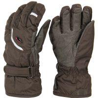 Ziener  Angebote –  Ziener Krakau Gore-Tex W's Handschuh braun  gerade als Outdoor – Schnäppchen für Sparer