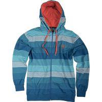 Sweet Protection  Angebote –  Sweet Protection Stripe Zip Hoodie blue  gerade als Outdoor – Schnäppchen für Sparer