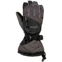 Snowlife  Angebote –  Snowlife Falco DT Glove black-graphite  gerade als Outdoor – Schnäppchen für Sparer