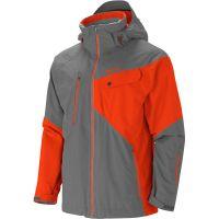 Marmot  Angebote –  Marmot Mantra Jacket gargoyle-mars orange  gerade als Outdoor – Schnäppchen für Sparer
