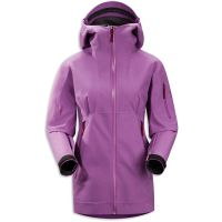 Arc'teryx  Angebote –  Arc'teryx Sentinel W's Jacket foxglove  gerade als Outdoor – Schnäppchen für Sparer