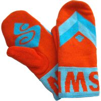 Sweet Protection  Angebote –  Sweet Protection Knitted Retro Mittens catch up red  gerade als Outdoor – Schnäppchen für Sparer