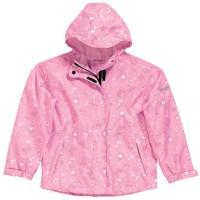 Regatta  Angebote –  Regatta Posy Kids Jacket prism pink  gerade als Outdoor – Schnäppchen für Sparer