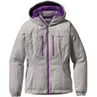 Patagonia  Angebote –  Patagonia Winter Sun W's Jacket fog  gerade als Outdoor – Schnäppchen für Sparer