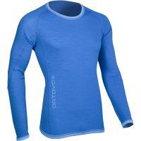Ortovox  Angebote –  Ortovox Supersoft L/S Shirt blue ocean  gerade als Outdoor – Schnäppchen für Sparer