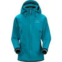 Arc'teryx  Angebote –  Arc'teryx Beta AR W's Jacket bondi blue  gerade als Outdoor – Schnäppchen für Sparer