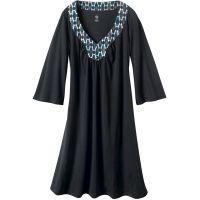Prana  Angebote –  Prana Thea W's Dress black  gerade als Outdoor – Schnäppchen für Sparer