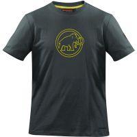 Mammut  Angebote –  Mammut Extreme Promo Shirt graphite  gerade als Outdoor – Schnäppchen für Sparer
