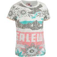 Salewa  Angebote –  Salewa Saten Girls T-Shirt  gerade als Outdoor – Schnäppchen für Sparer