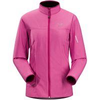 Arc'teryx  Angebote –  Arc'teryx Solano W's Jacket sweet tart  gerade als Outdoor – Schnäppchen für Sparer