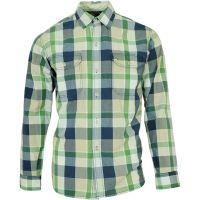Think Pink  Angebote –  Think Pink Fortune Hemd blue green  gerade als Outdoor – Schnäppchen für Sparer