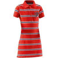 Peak Performance  Angebote –  Peak Performance JR Piqué Girls Dress stripe  gerade als Outdoor – Schnäppchen für Sparer