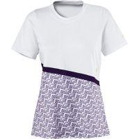 Scott  Angebote –  Scott Graphic W's Sumita Shirt white  gerade als Outdoor – Schnäppchen für Sparer