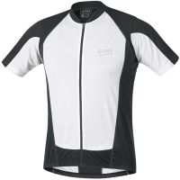 Gore Bike Wear  Angebote –  Gore Bike Wear Contest FZ Trikot black-white  gerade als Outdoor – Schnäppchen für Sparer