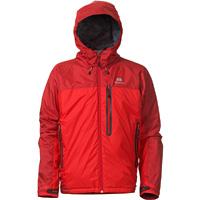 Mountain Equipment  Angebote –  Mountain Equipment Fitzroy Jacket red  gerade als Outdoor – Schnäppchen für Sparer