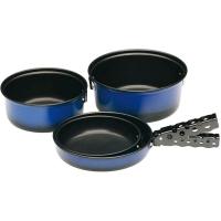 Outwell  Angebote –  Outwell Koch-Set Teflon 5-teilig  gerade als Outdoor – Schnäppchen für Sparer