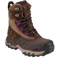 The North Face  Angebote –  The North Face Slot WP W's Winterstiefel brown-purple  gerade als Outdoor – Schnäppchen für Sparer