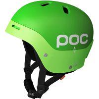 POC  Angebote –  POC Frontal Skihelm green-green  gerade als Outdoor – Schnäppchen für Sparer
