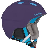 Scott  Angebote –  Scott Shadow III Skihelm purple-blue  gerade als Outdoor – Schnäppchen für Sparer