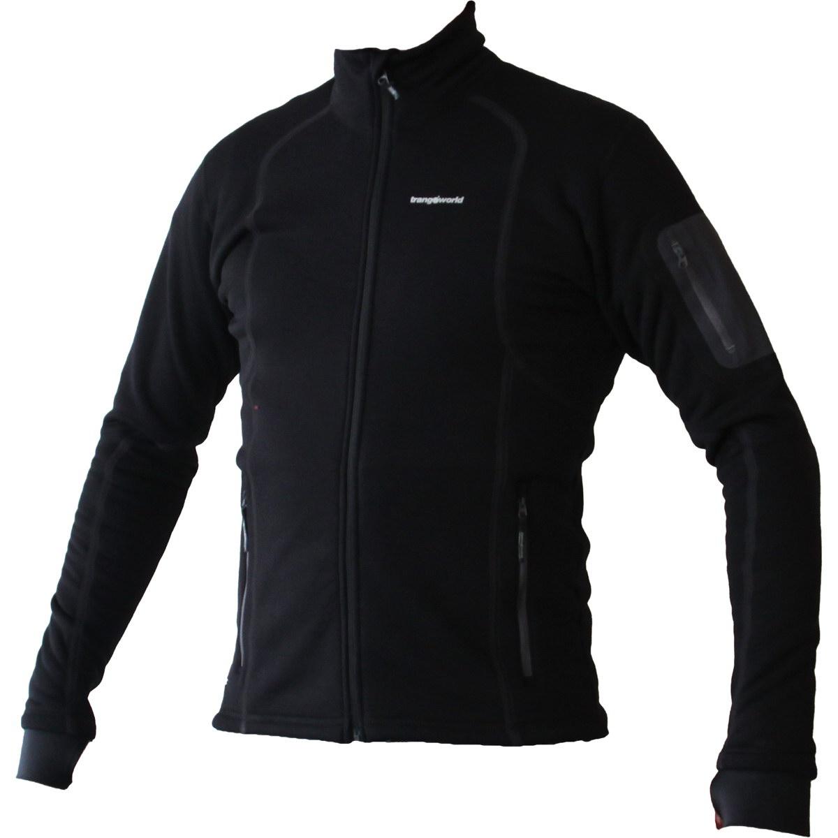 Trangoworld Angebote –  45 Prozent Rabatt auf Trangoworld Men's Lassok Jacket – Powerstretch Jacke