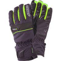 Ziener  Angebote –  Ziener Gondal GTX Handschuhe black green  gerade als Outdoor – Schnäppchen für Sparer