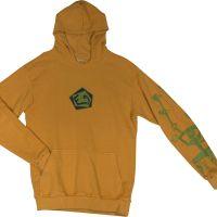 E9  Angebote –  E9 Obi Hooded Sweater sun  gerade als Outdoor – Schnäppchen für Sparer
