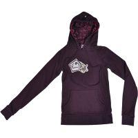 E9  Angebote –  E9 Pari W's Hoody purple  gerade als Outdoor – Schnäppchen für Sparer