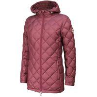Dolomite  Angebote –  Dolomite Carezza W's Down Jacket bordeaux  gerade als Outdoor – Schnäppchen für Sparer