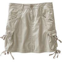 Prana  Angebote –  Prana Ellia W's Cargo Skirt stone  gerade als Outdoor – Schnäppchen für Sparer
