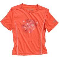 Regatta  Angebote –  Regatta Skydance Kids Shirt peach  gerade als Outdoor – Schnäppchen für Sparer