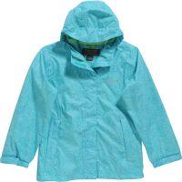 Regatta  Angebote –  Regatta Bedazzled Kids Jacket horizon aqua  gerade als Outdoor – Schnäppchen für Sparer