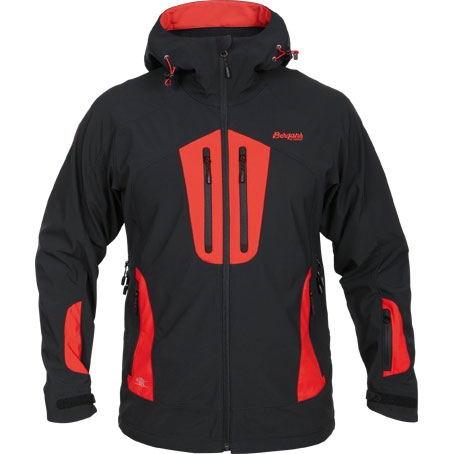 Bergans  Sonderangebote –  Men's Kongsberg Jacket – Ski-Softshell nun mit 40  % Rabatt für 131.90 € im Angebot