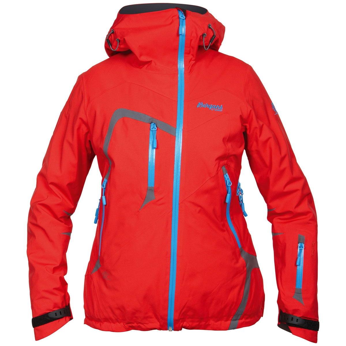 Bergans  Sonderangebote –  Women's Isogaisa Insulated Lady Jacket – Skijacke nun mit 30  % Rabatt für 328.90 € im Angebot