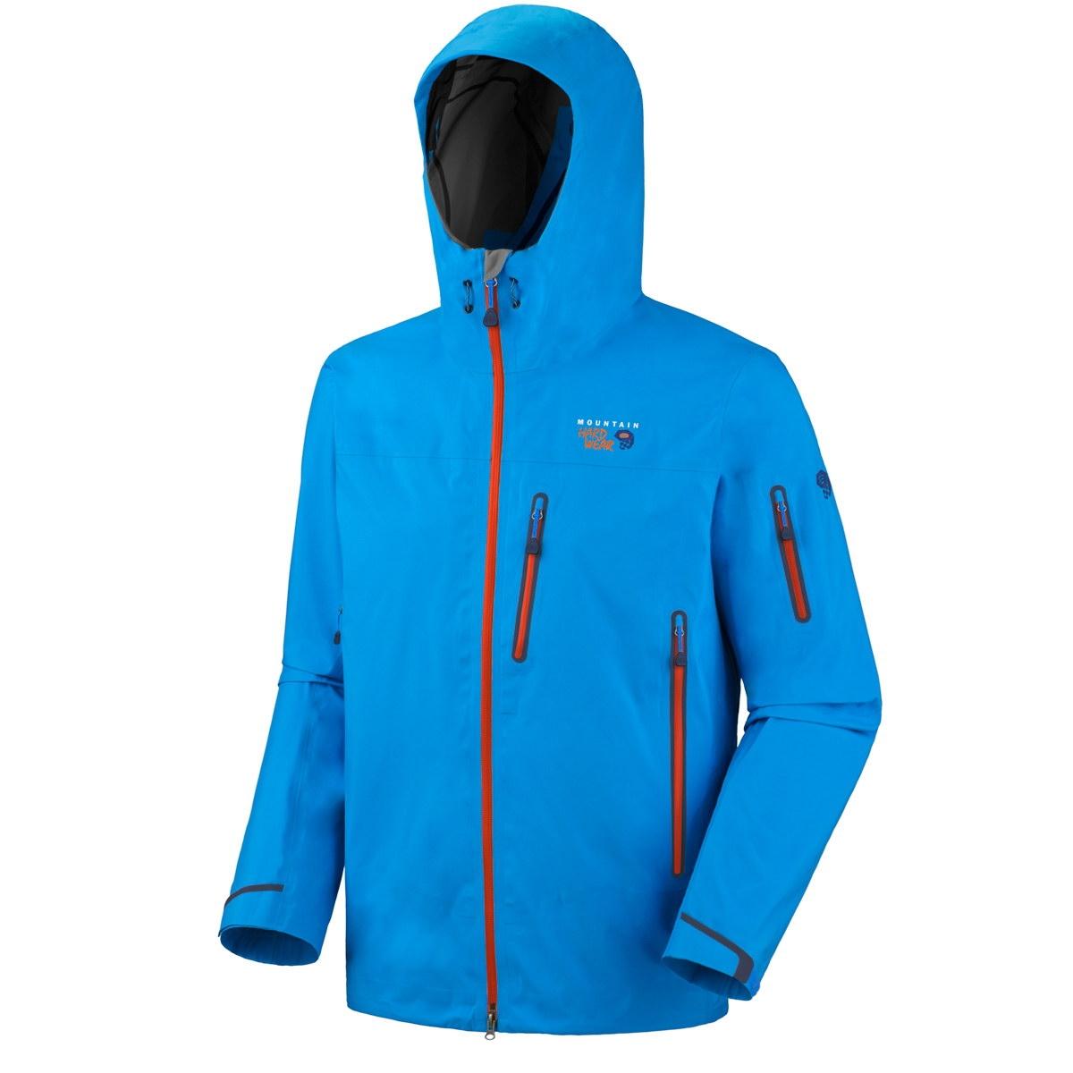 Mountain Hardwear  Sonderangebote –  Men's Jovian Jacket – Hardshelljacke nun mit 40  % Rabatt für 284.95 € im Angebot