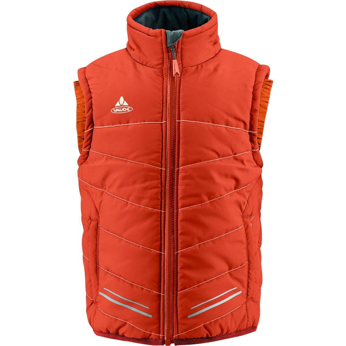 VAUDE  Sonderangebote –  Kids Arctic Fox Vest – wattierte Weste nun mit 40  % Rabatt für 38.90 € im Angebot