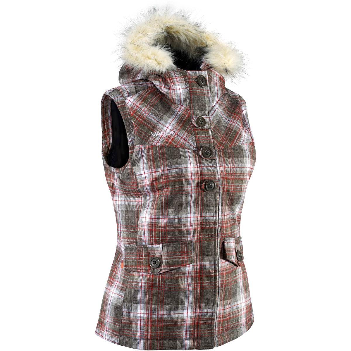 VAUDE  Sonderangebote –  Women's Dira Vest – warme Weste nun mit 70  % Rabatt für 41.90 € im Angebot
