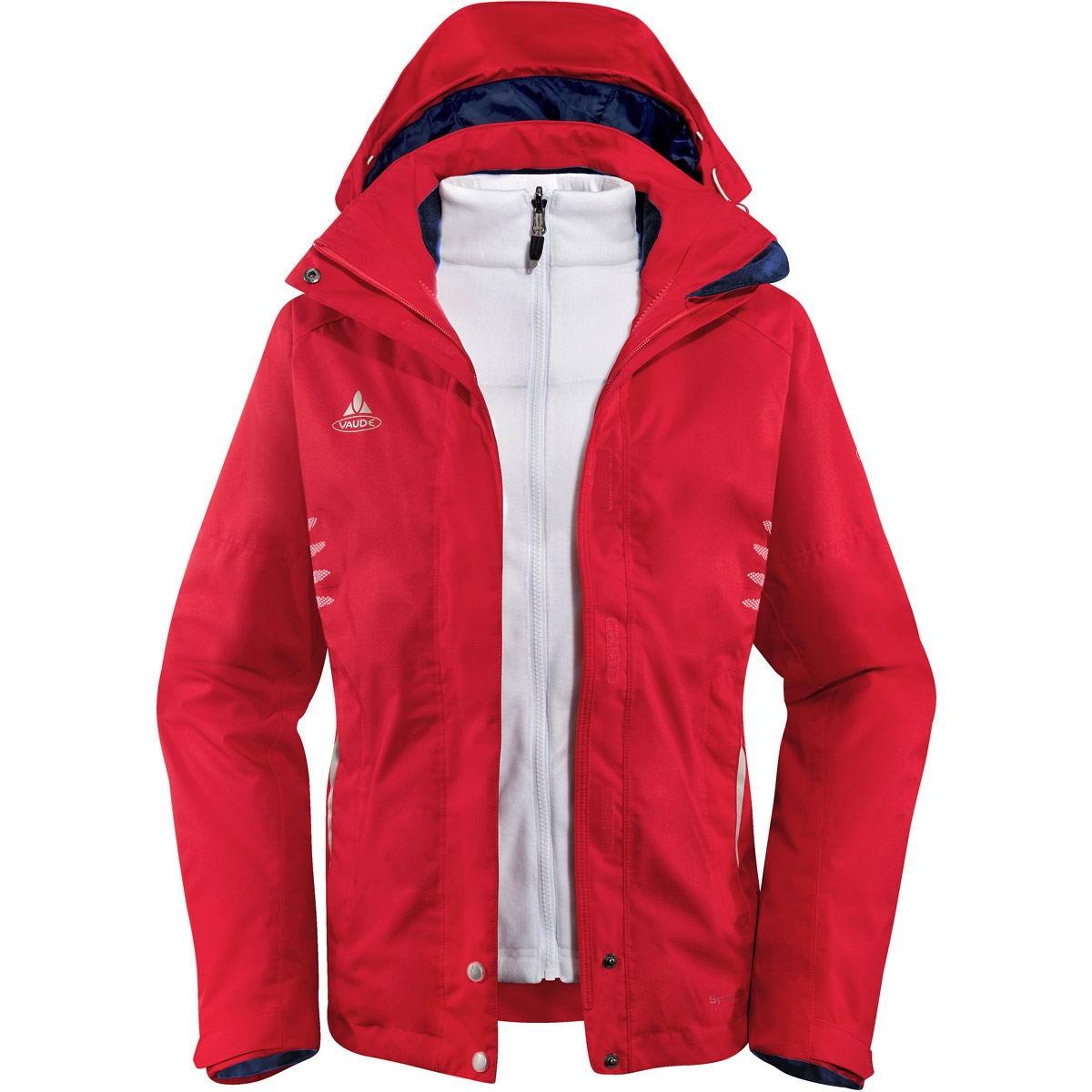 VAUDE  Sonderangebote –  Women's Vanoise 3in1 Jacket – Doppeljacke nun mit 40  % Rabatt für 179.95 € im Angebot