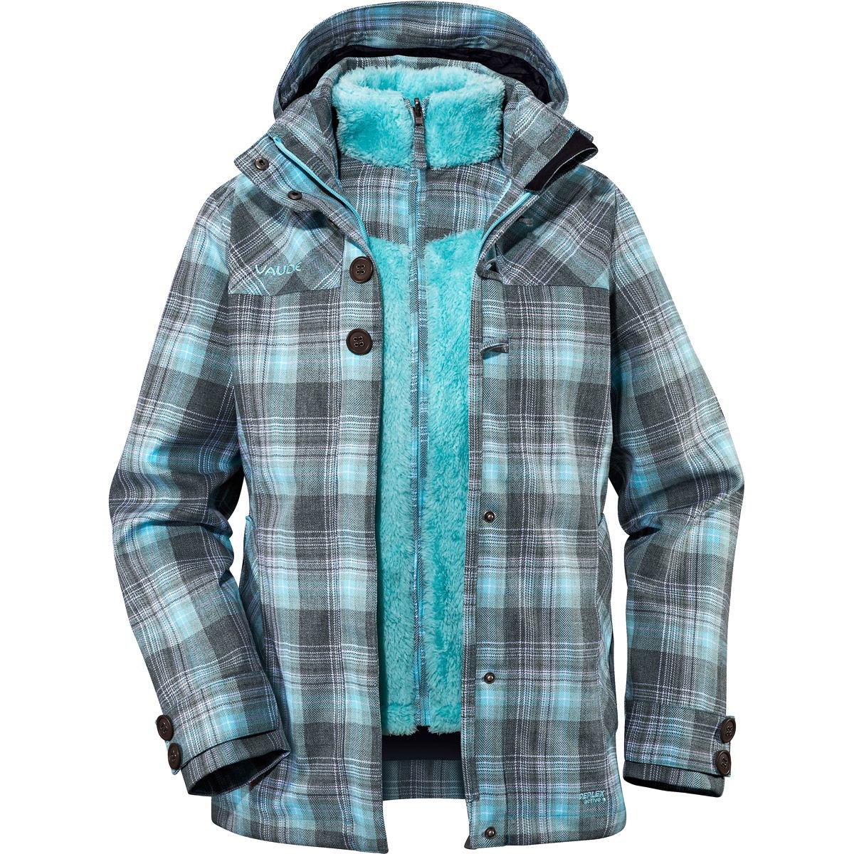 VAUDE  Sonderangebote –  Women's Yale 3in1 Jacket III – Doppeljacke nun mit 40  % Rabatt für 179.90 € im Angebot