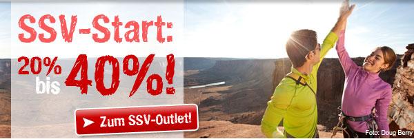 SSV-Start im Shop der Bergfreunde – Über 3000 Angebote warten auf Dich!