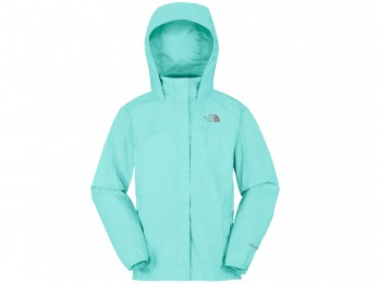 The North Face  Angebote –  The North Face – Girls' Resolve Jacket – Hardshelljacke  gerade mit 25 % im Angebot