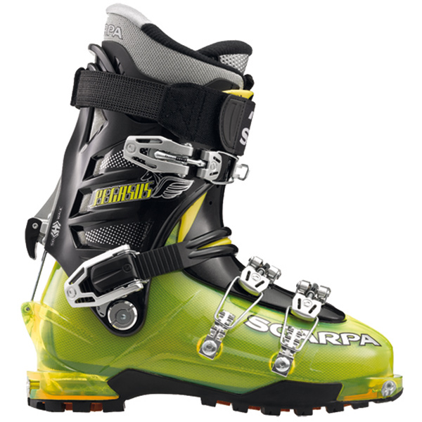Scarpa Pegasus Skistiefel als Outdoor – Schnäppchen im Sonderangebot – Noch mehr Scarpa Angebote auf Outdoor-Sparangebote