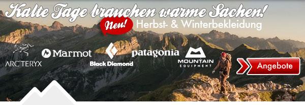 Für Drunter & Drüber! Bis zu 40 % auf Herbst- und Winterbekleidung!