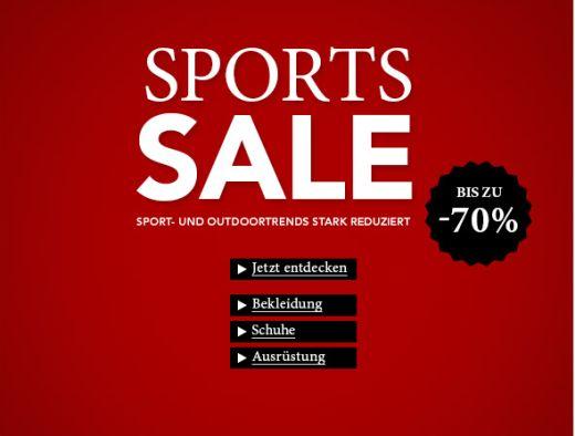 Im Sports SALE bei Zalando bis zu -70% sparen || Fitness-, Outdoor- & Ski-Trends jetzt entdecken