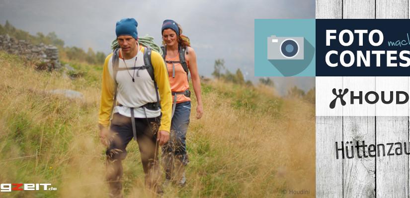 Zu gewinnen: Bergsport-Outfit im Wert von über 500 Euro