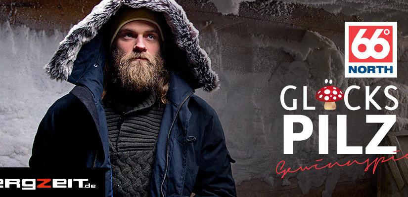 Die neue Winterjacke gratis? Werde Glückspilz